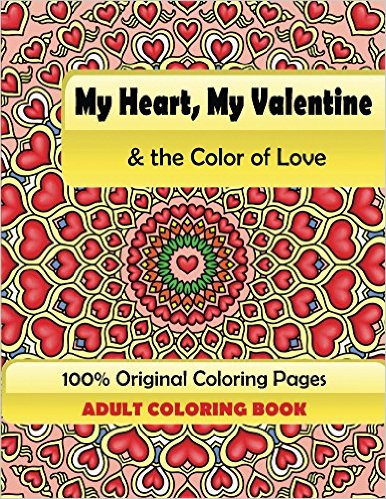 Adult Coloring Book $1 Deal