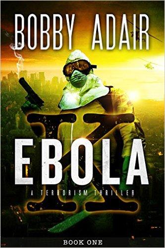 Free Ebola Terrorism Thriller