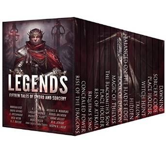 Fantasy Box Set Free NY Times Bestselling Authors
