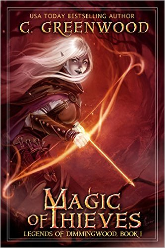Free Fantasy USA Today Bestselling Author