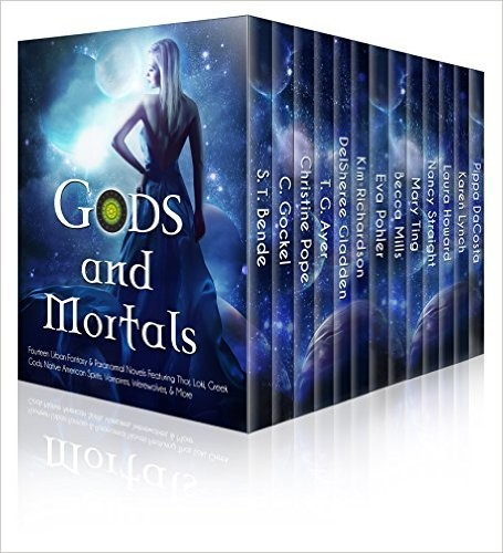Free Paranormal Romance Box Set of the Day