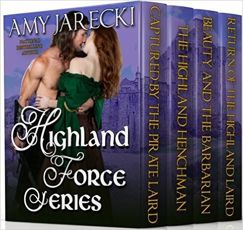 Scottish Historical Romance Box Set Deal $1