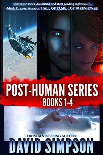 4 Book Technothriller Box Set $1 Deal