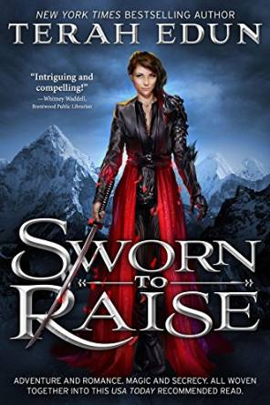 Free High Fantasy Romance NY Times Bestselling Author Sworn to Raise