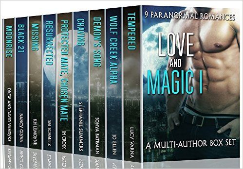9 Book Box Set $1 Deal