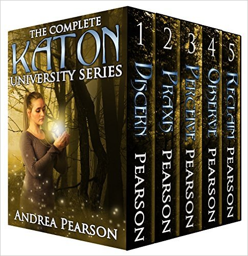 $1 Excellent Complete YA Fantasy Series