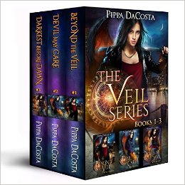 Awesome $1 Fantasy + Romance Box Set Series!